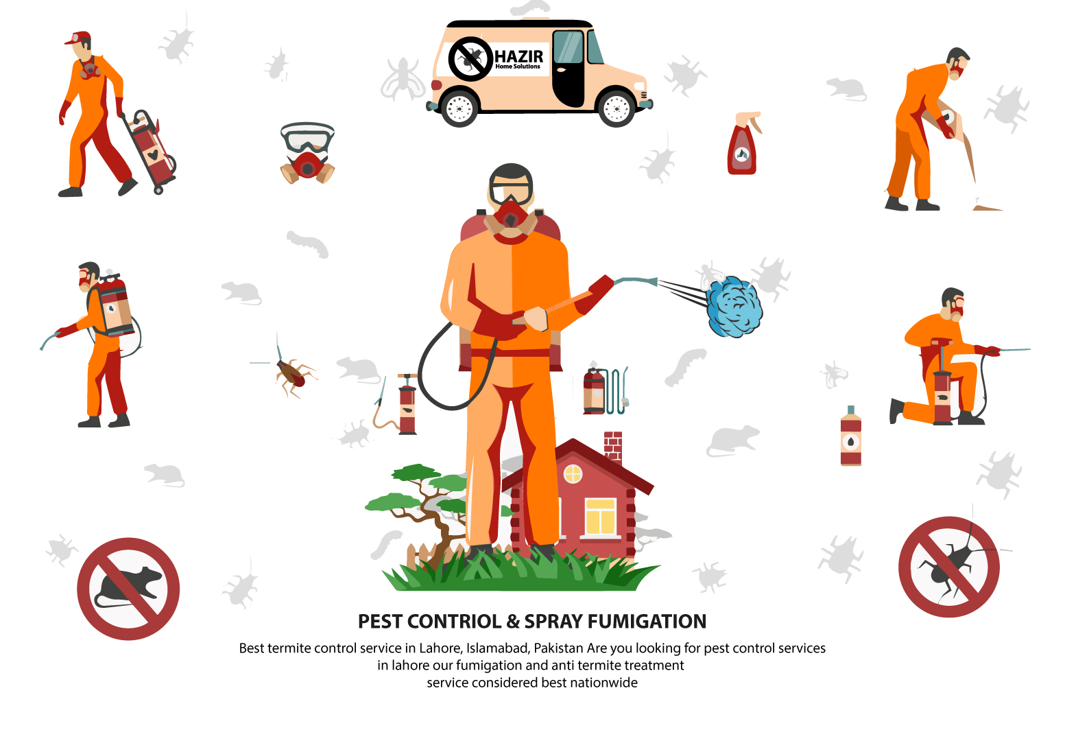 Termite Treatment & Control